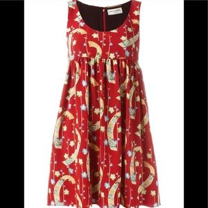 Saint Laurent Paris babydoll dress. Size 38 (6)